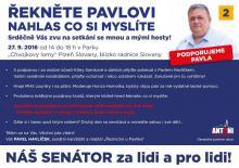 pozvánka Pavel Havlíček Plzeň