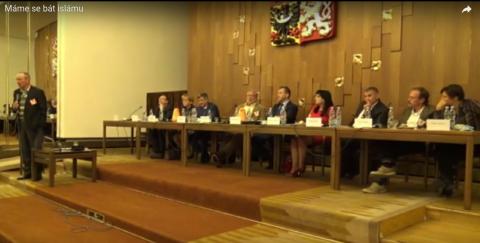 Diskussionsforum Prag, 18.5.2016